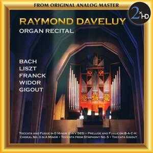Raymond Daveluy: Organ Recital