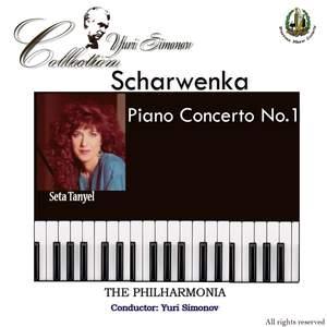 Scharwenka, X: Piano Concerto No. 1 in B flat minor Op. 32 Product Image