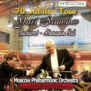 Yuri Simonov 70 Jubilee Tour