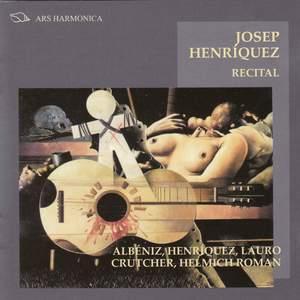 Josep Henríquez - Recital