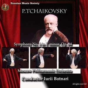 Tchaikovsky: Symphony No. 5 in E minor, Op. 64 Product Image