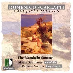 Domenico Scarlatti: Complete Sonatas, Vol. 10 - The mandolin sonatas