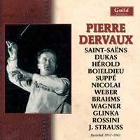 Pierre Dervaux: Recordings 1957-1961