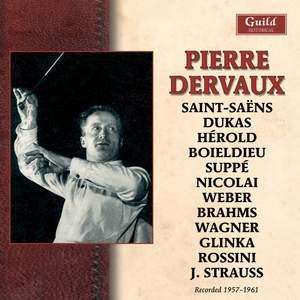 Pierre Dervaux: Recordings 1957-1961 Product Image