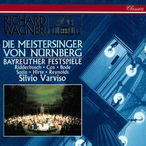 Wagner: Die Meistersinger von Nürnberg: highlights