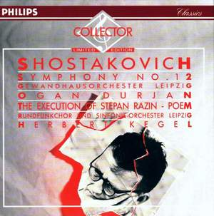 Shostakovich: Symphony No. 12 & The Execution of Stepan Razin