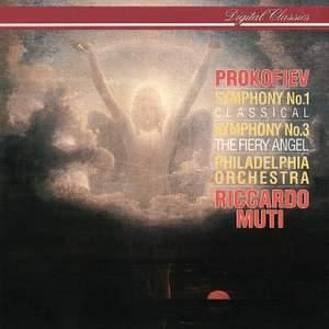 Prokofiev: Symphonies Nos. 1 & 3