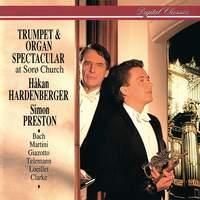 Trumpet & Organ Spectacular at Soro Church