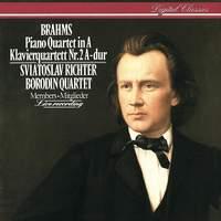 Brahms: Piano Quartet No. 2