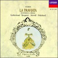 Verdi: La Traviata - scenes and arias