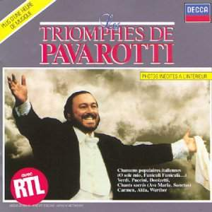 Triomphes de Pavarotti