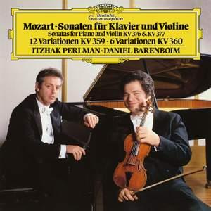 Mozart Violin Sonatas Product Image