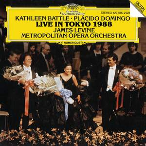 Kathleen Battle & Placido Domingo: Live in Tokyo 1988