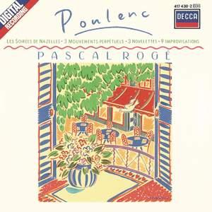 Poulenc: Piano Works