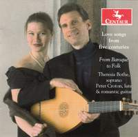 Love Songs from 5 Centuries: From Baroque to Folk