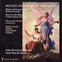 Briccialdi, Böhm, Reichert & Vieira: Works for flute and piano