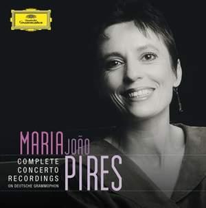 Maria João Pires: Complete Concerto Recordings