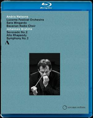 Andris Nelsons conducts Brahms