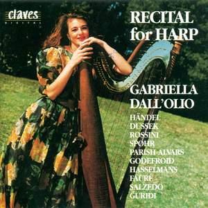 Recital for Harp