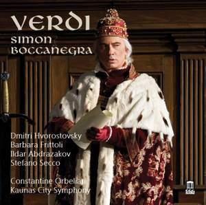 Verdi: Simon Boccanegra Product Image