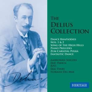 The Delius Collection Volume 1