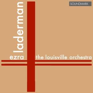 Laderman: Concerto for Violin, Sanctuary, and Citadel