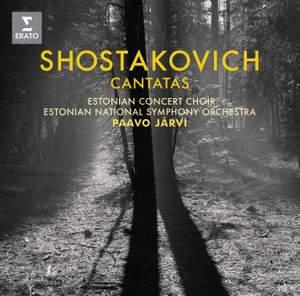 Shostakovich: Cantatas Product Image