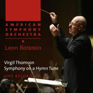 Thomson, V: Symphony on a Hymn Tune