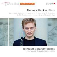 Thomas Hecker: Oboe