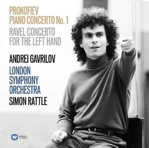 Prokofiev & Ravel: Piano Concertos