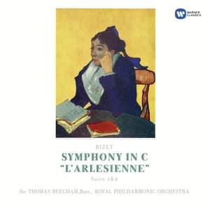 Bizet: Symphony in C & L'Arlesienne Suites Product Image