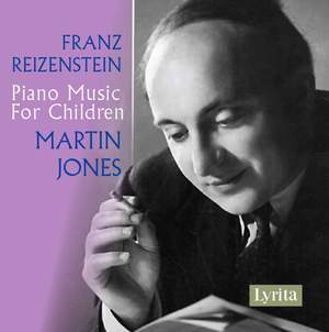 Reizenstein: Piano Music for Children Product Image