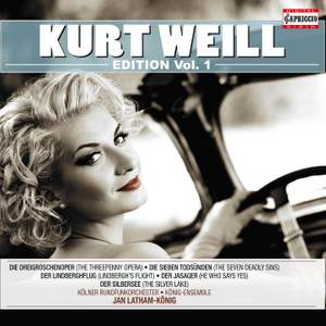 Kurt Weill Edition Vol. 1