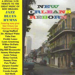 New Orleans Reborn - Double CD