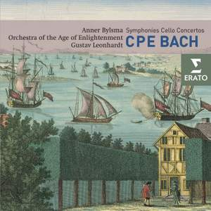 CPE Bach: Symphonies & Cello Concertos