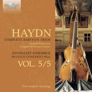 Haydn: Complete Baryton Trios, Vol. 5/5