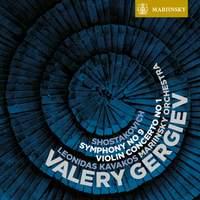 Shostakovich: Symphony No. 9 & Violin Concerto No. 1