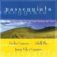 Passeggiata - Haydn, Schubert, Debussy, Badings, etc