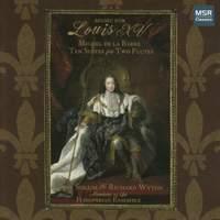 Music for Louis XV - Michel de la Barre: Ten Suites for Two Flutes