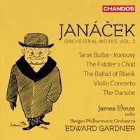 Janáček: Orchestral Works, Vol. 2
