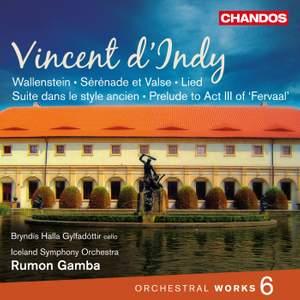Vincent d'Indy - Orchestral Works Volume 6