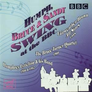 Humph, Bruce & Sandy Swing At The BBC