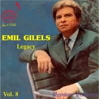 Emil Gilels Legacy, Vol. 8