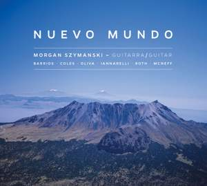 Nuevo Mundo: Morgan Szymanski