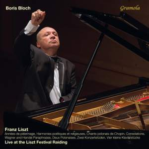 Boris Bloch plays Liszt