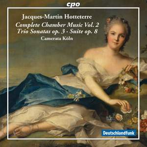 Hotteterre: Complete Chamber Music, Vol. 2 Product Image