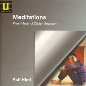 Messiaen: Meditations