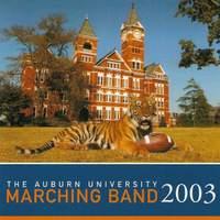 The Auburn University Marching Band 2003