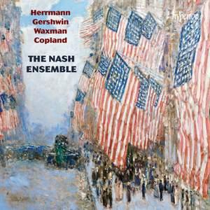 Herrmann, Gershwin, Waxman & Copland Product Image