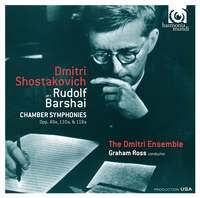 Shostakovich: Chamber Symphonies